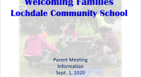 Please click on the link below for the information shared at the Zoom meeting on Sept. 1st. Sept 1 2020 Parent meeting